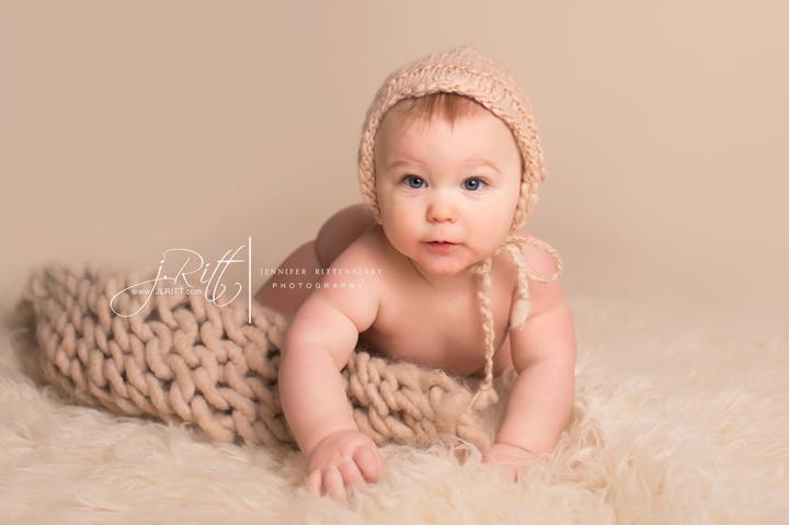 Louisville KY Baby Photographer | Jennifer Rittenberry Photography | www.jlritt.com